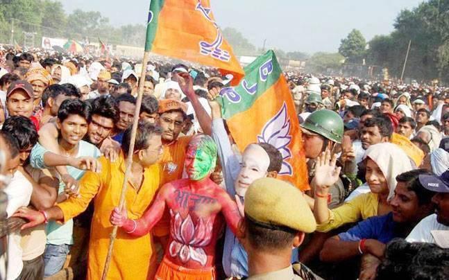 BJPs Parivartan Yatra to culminate in Lucknow today