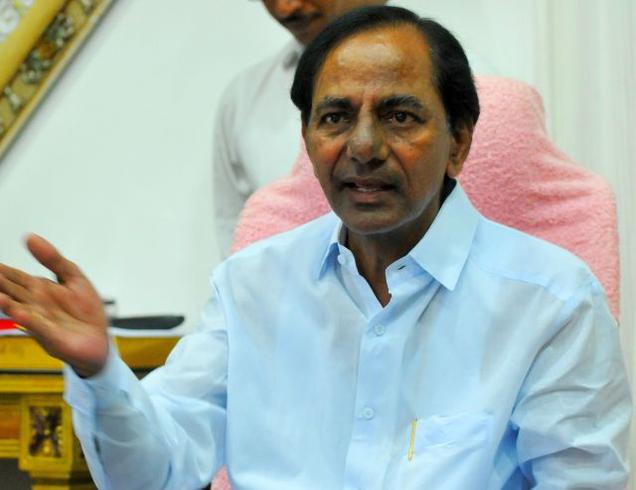 KCR offer subsidy to industries in crisis