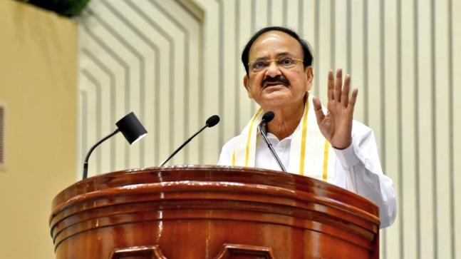 Venkaiah Naidu asks govt to look into issue of universities advt for teaching posts
