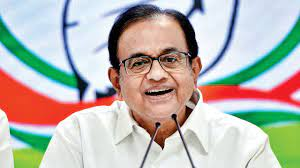 Chidambaram demands restoration of statehood of J-K