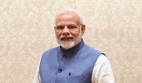 PM Modi calls on people to be a part of the
