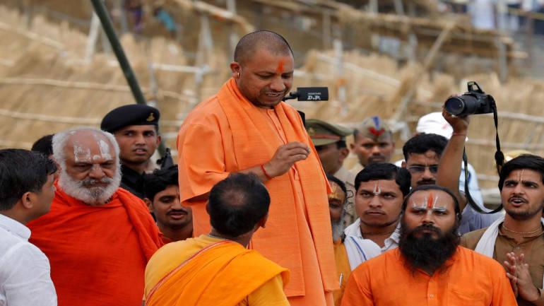 Ayodhya dispute should be resolved promptly: Yogi Adityanath