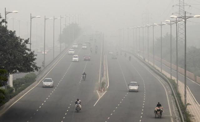Smog situation improves in Delhi