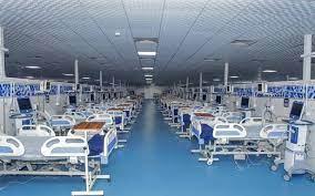 drdos500bedcovidcarehospitalinauguratedinhaldwaniuttarakhand