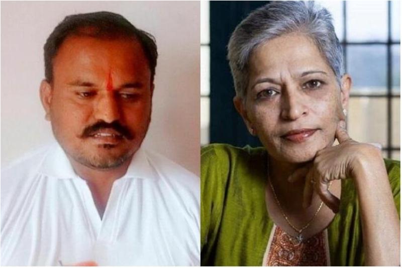 Gauri Lankesh murder case: Court Rejects Naveen Kumar's bail plea