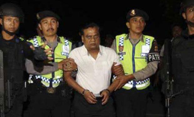 Chhota Rajan in CBI-Interpol custody, legal formalities underway