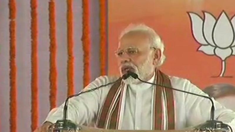 PM Narendra Modi slams Rahul Gandhi