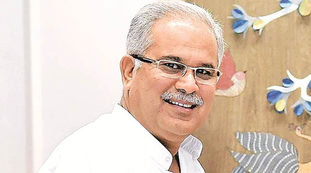 Chhattisgarh CM Bhupesh Baghel inaugurates flight services from Jagdalpur to Hyderabad