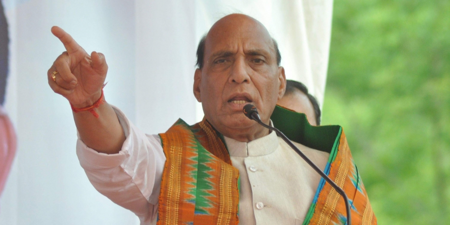 Government scraped Article 370 due to firm determination: Rajnath Singh