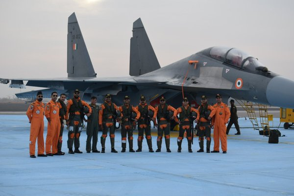 IAF to take part in Red Flag exercise in US