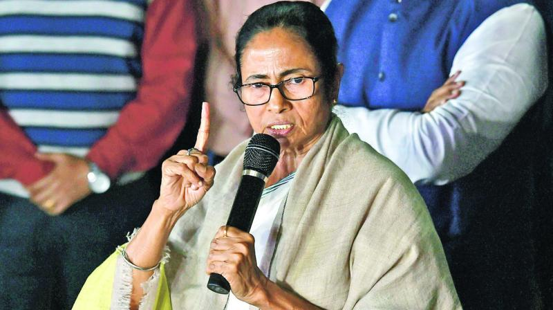 BJP seeks permission for sit-in at Mamata Banerjee