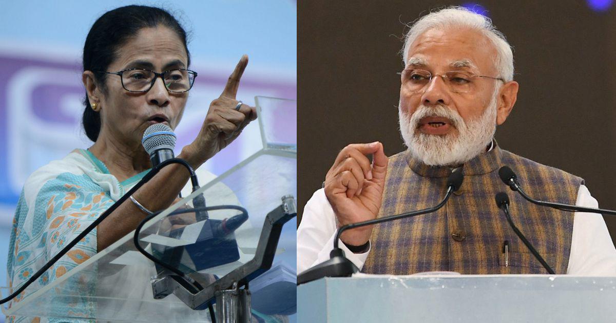 Modi baptized in politics through riots, killings: Mamata Banerjee