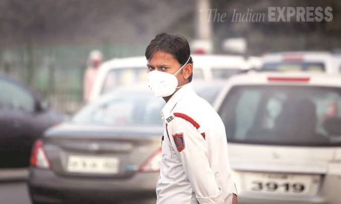 Air pollution choking India, UP home to 5 most polluted cities in the country