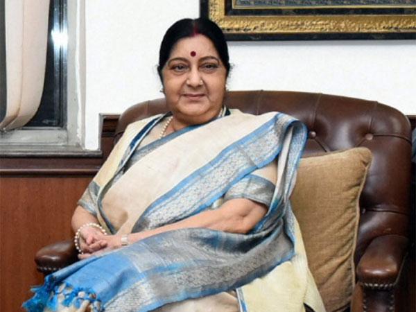 India evacuates peacekeeping CRPF contigent from Libya: Sushma Swaraj