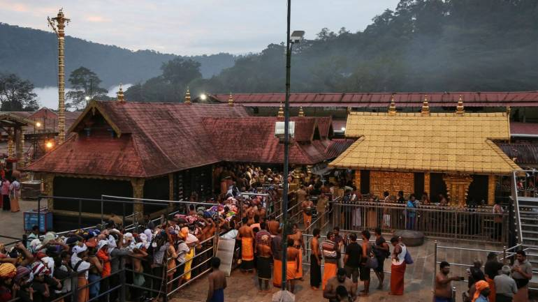scaskskeralagovttocomeoutwithexclusivelawforadministrationofsabarimalatemple