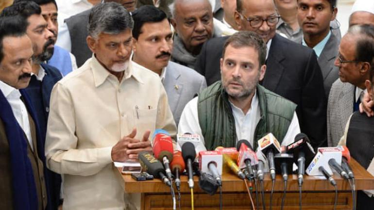 Congress to go alone in Andhra elections, not to ally with TDP in state