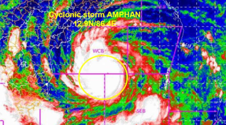 cycloneamphanlikelytointensifyintoanextremelyseverecycloneduringnext12hours