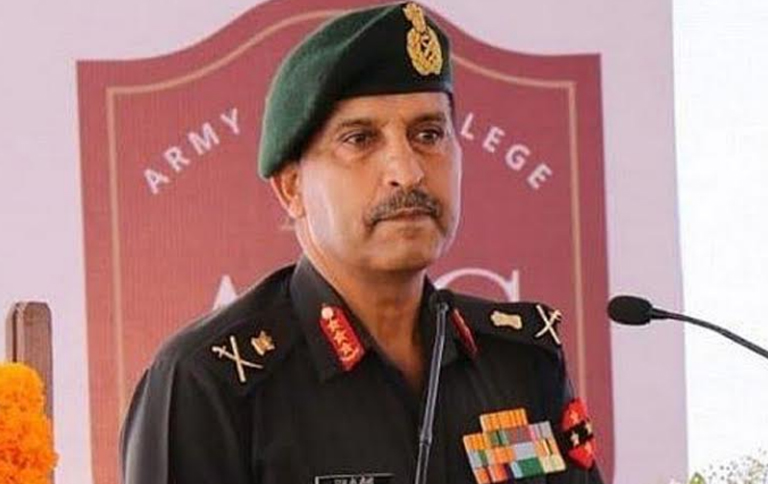 Situation in J-K along LoC, in hinterland under control: New Vice Chief of Army Staff Lt Gen Saini
