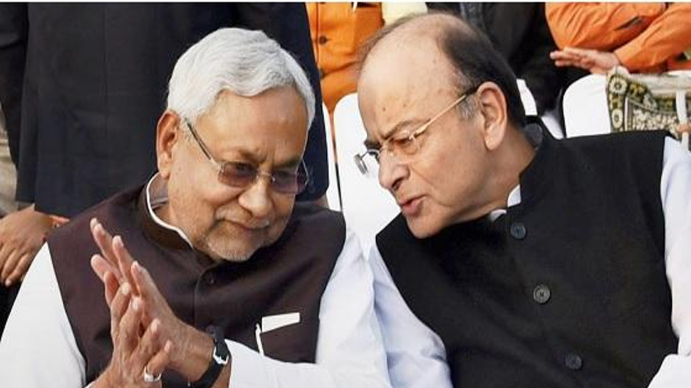 Nitish, Giriraj condole the death of Arun Jaitley