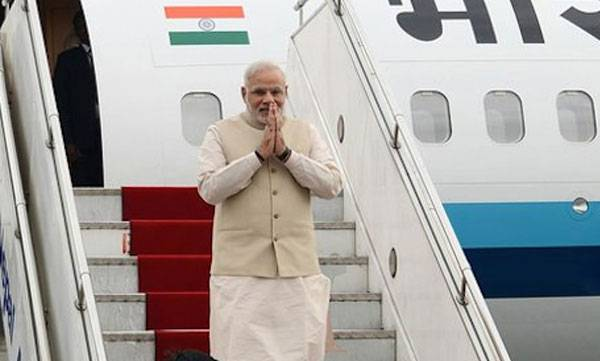 Rs 2,021 crore spent on PM Modi