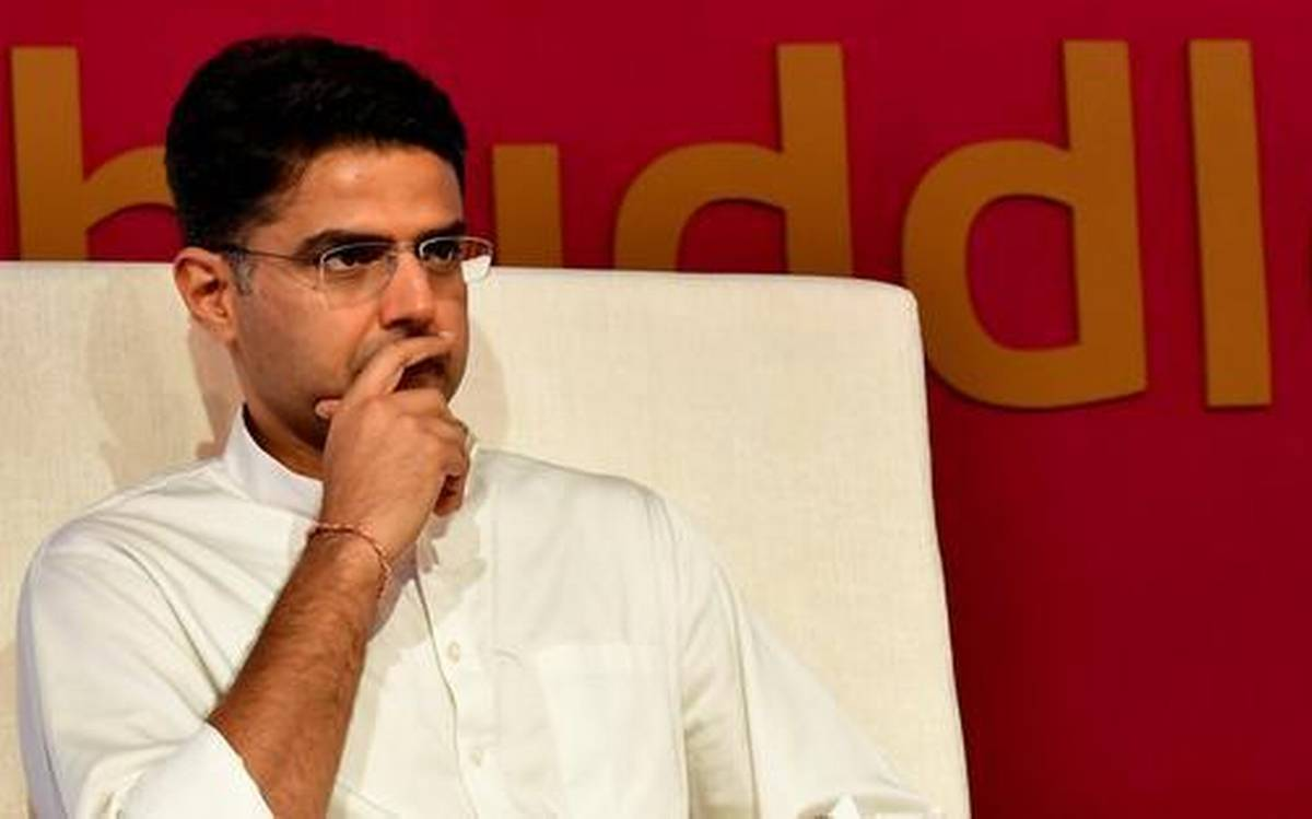 Rajasthan Governor approves removal of Sachin Pilot
