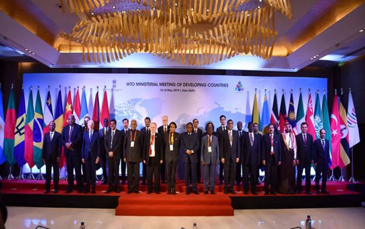 17 developing countries call for strengthening WTO