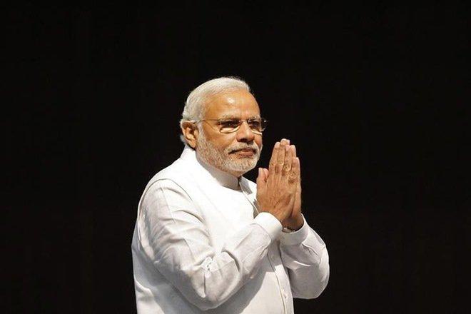 PM Modi greets people on occasion of Gujarati New Year