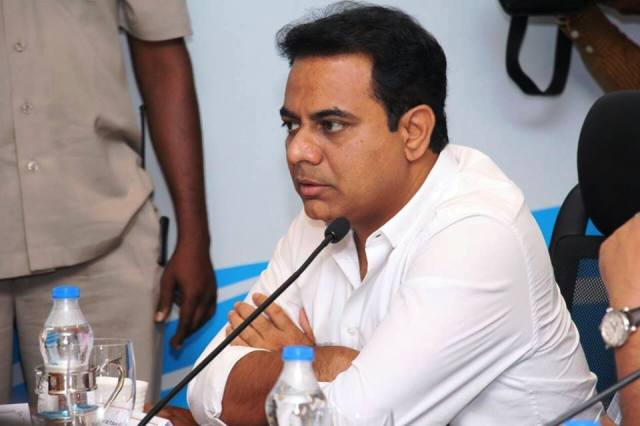 K T Rama Rao seeks Centre