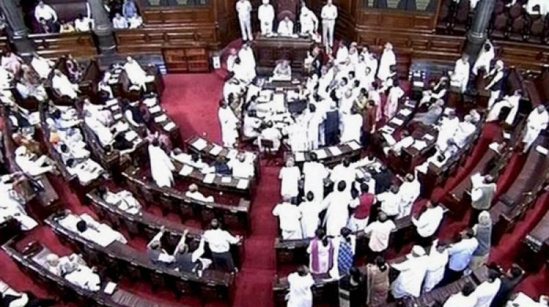 Quota Bill introduced in Rajya Sabha