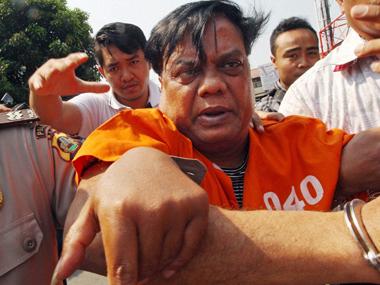 Chhota Rajan gets 7-year jail term in fake passport case