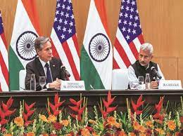 Role of India vital in Afghanistan: Antony Blinken