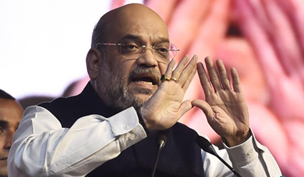 Amit Shah accuses Congress, AAP of misleading people on CAA