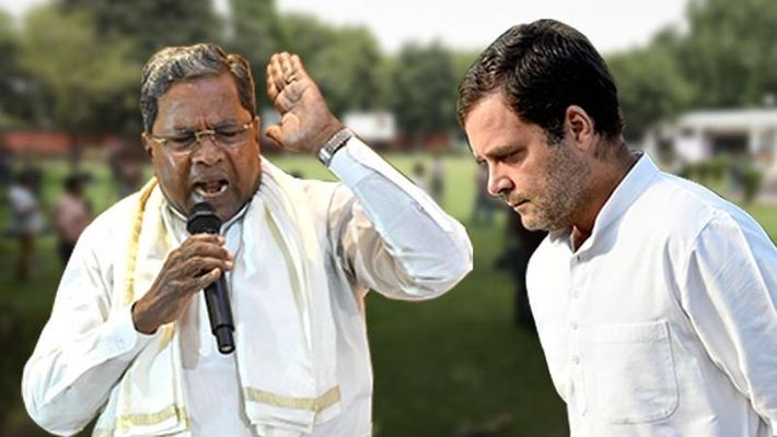 Rahul Gandhi must continue as AICC chief: Siddaramaiah