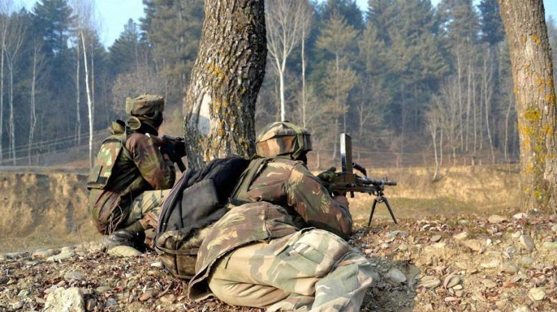 Militant killed in encounter in Budgam
