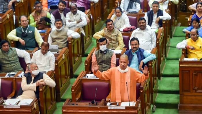 UP Assembly passes bill on religious conversion