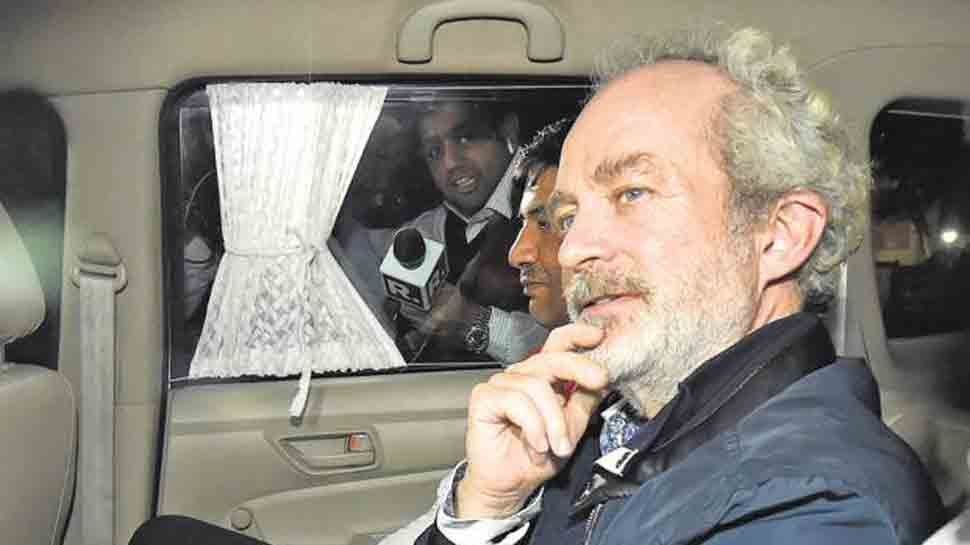 Chopper scam: Christian Michel moves bail plea in Delhi court