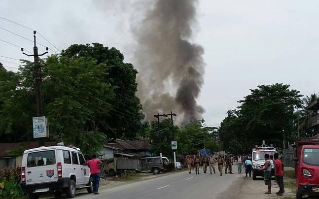 13 people killed in militant attack near Kokrajhar, Assam