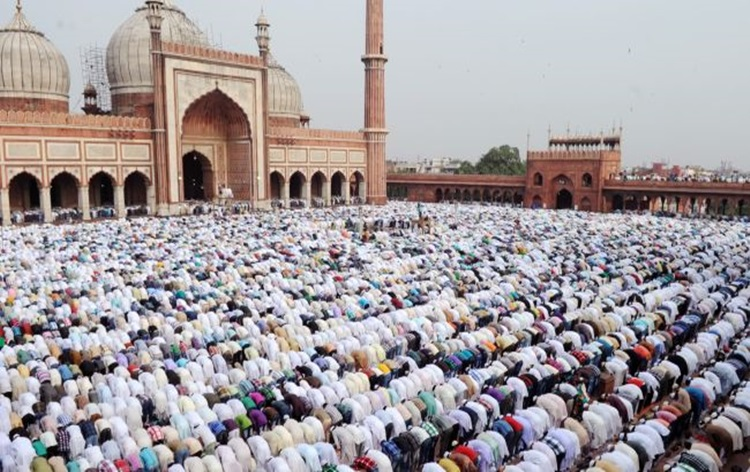 Eid Ul Fitr celebrated across the country