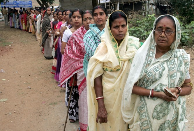 West Bengal recorded 80% polling in the first phase of Assembly elections