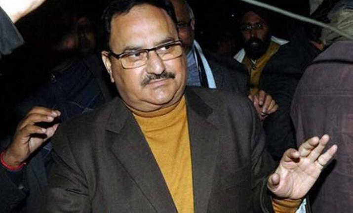 J.P. Nadda to succeed Amit Shah as BJP President