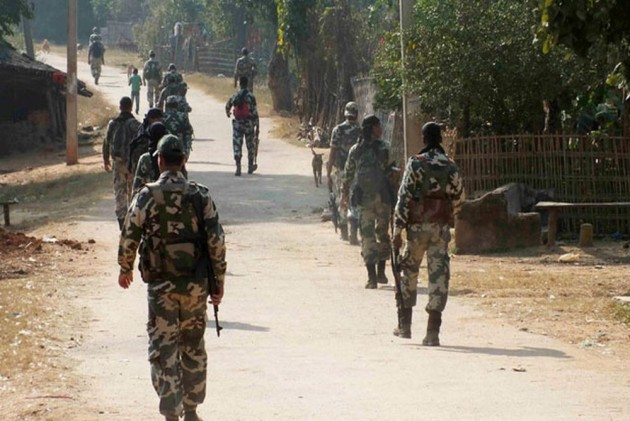 Two Maoists killed in encounter with security forces in Chhattisgarh