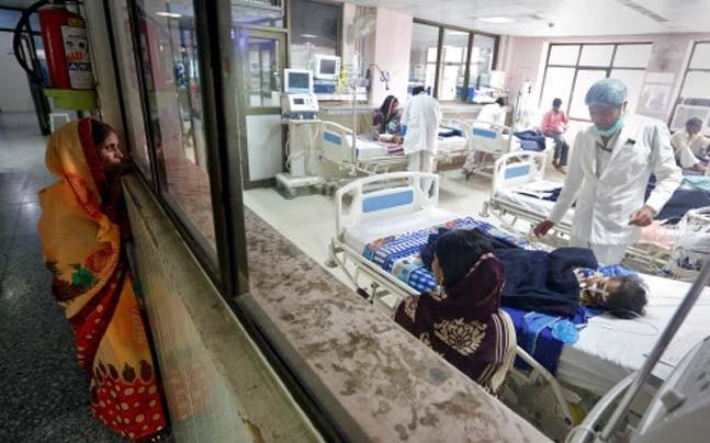 Gorakhpur: 16 more children die in the last 24 hours
