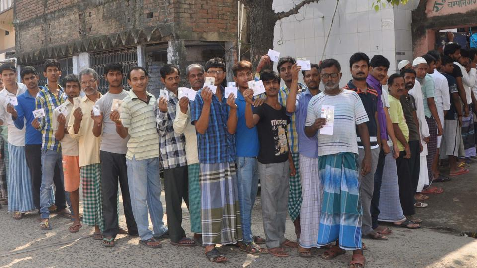 26 pc polling recorded in Bihar till noon