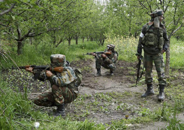 Three terrorists killed as Army foils infiltration bid in North Kashmir