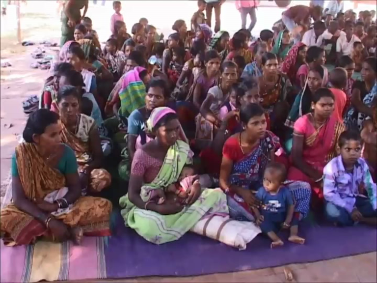200 Maoist supporters surrender in Odisha