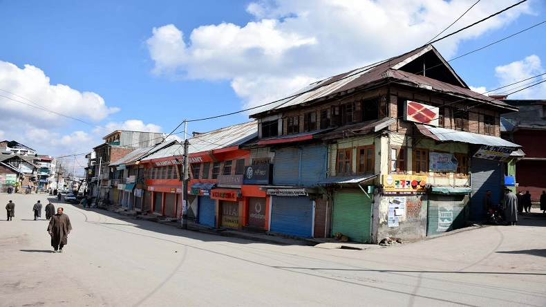 Separatists-backed strike hits normal life in Kashmir