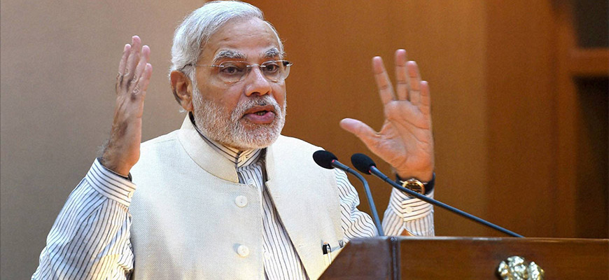 PM Modi pitches for partnership between producers, consumers in oil market to reduce energy cost