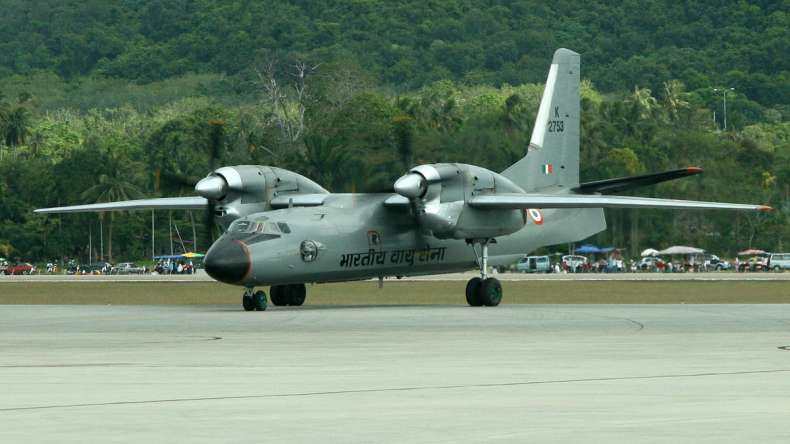Search operation for missing IAF AN32 continues