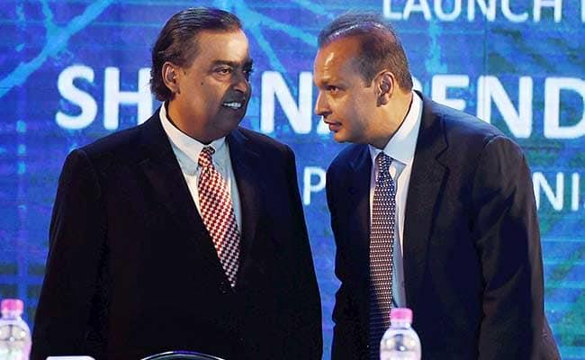 The 41 Billion-Dollar Wealth Gap Between Anil And Mukesh Ambani