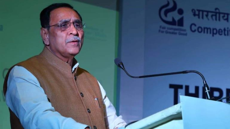 Gujarat to give 10% quota for upper caste poor in govt jobs: Vijay Rupani